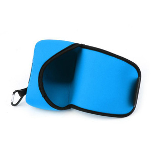 Image 3 - portable Neoprene Soft Camera Bag For leica Q typ116 leica Q2  inner Case Pouch Multifunctional protective cover