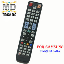New Replacement remote control BN59-01040A For Samsung 3D DVD TV Remote BN59-01015A BN59-01107A LED/LCD mando garaje new replacement for samsung generic bn59 00974a lcd monitor projector controller voip remote control vc240