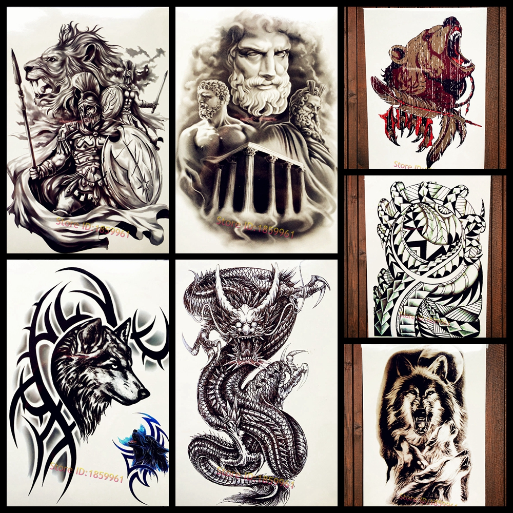 Compare prices on tattoos knights online shopping buy low for Tattoo factory prices