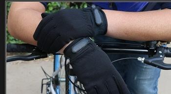 Przez dhl lub fedex 50 par sportowe na świeżym powietrzu pełne rękawiczki motocykl motor jazda konna Tactical Airsoft rękawice myśliwskie sport siłownia tanie i dobre opinie 10026315 Antiskid material Pasuje prawda na wymiar weź swój normalny rozmiar stictech cycling gloves tactical gloves