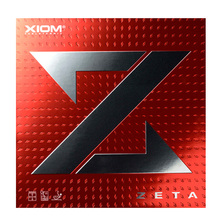 Original Xiom Zeta 79-002 Professional Pimples In Table Tennis Rubber Ping Pong Rubber