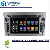 YESSUN Car Multimedia Navigation For OPEL Astra / Vectra / Zafira 2004~2009 CD DVD GPS Player Navi Radio Stereo Wince / Android