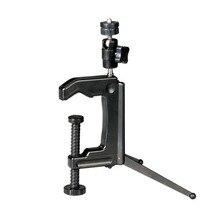 Мини Портативный Поворот С-Зажим Штатив Стенд для Камеры Видеокамеры DSLR Продажи CX88