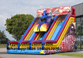 (China Guangzhou) manufacturers selling inflatable slides,Car slide KY-693