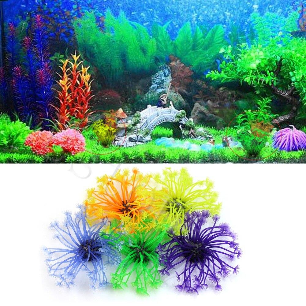 1pc Resin Coral Tree Aquarium Decoration Aquarium Artificial Coral Fish Aquarium Ornaments Akvaryum Dekor Fish Tank Decoration Durable In Use Home & Garden