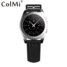 Colmi Smartwatch VS302 CPU 2502C Fitness Tracker anti-verlorene Bluetooth Sync Fernbedienung Mp3-player Zifferblatt Antwort Anruf Smartwatch