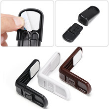 Child Baby Proof Locks Plastic Baby Safety Protection From Children In Cabinets Boxes Lock Drawer Door Security Product(China)