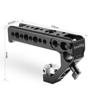 Image 2 - SmallRig zimny Adapter do butów uchwyt do montażu lustrzanki cyfrowe i klatki ze śruby skrzydełkowe + 15 mm zacisk pręta uniwersalny uchwyt 2094
