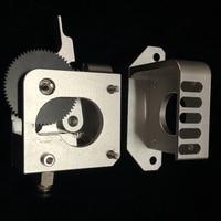 Yeni 3D yazıcı Prusa i3 ekstruder ile uyumlu E3D Titan Aero MK2 yazıcı ekstrüzyon tam metal CNC teknolojisi|extruder prusa i3|metal extruderse3d extruder -