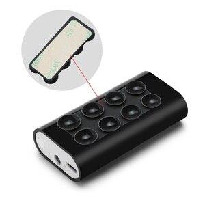 Image 4 - Камера Эндоскоп, 8 мм, 720P, Wi Fi, беспроводной, водонепроницаемый, с мягким проводом, бороскоп для Android, IOS, Windows