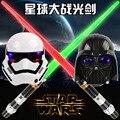 10pcs Star Wars Lightsaber Kylo Ren Lightsaber Light Sound Led Red Sword Plastic Star Wars Laser Sword Toy Star Wars party toys