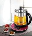 Многофункциональный горшок для здоровья бытовой утолщенный стеклянный чайный цветок отвара