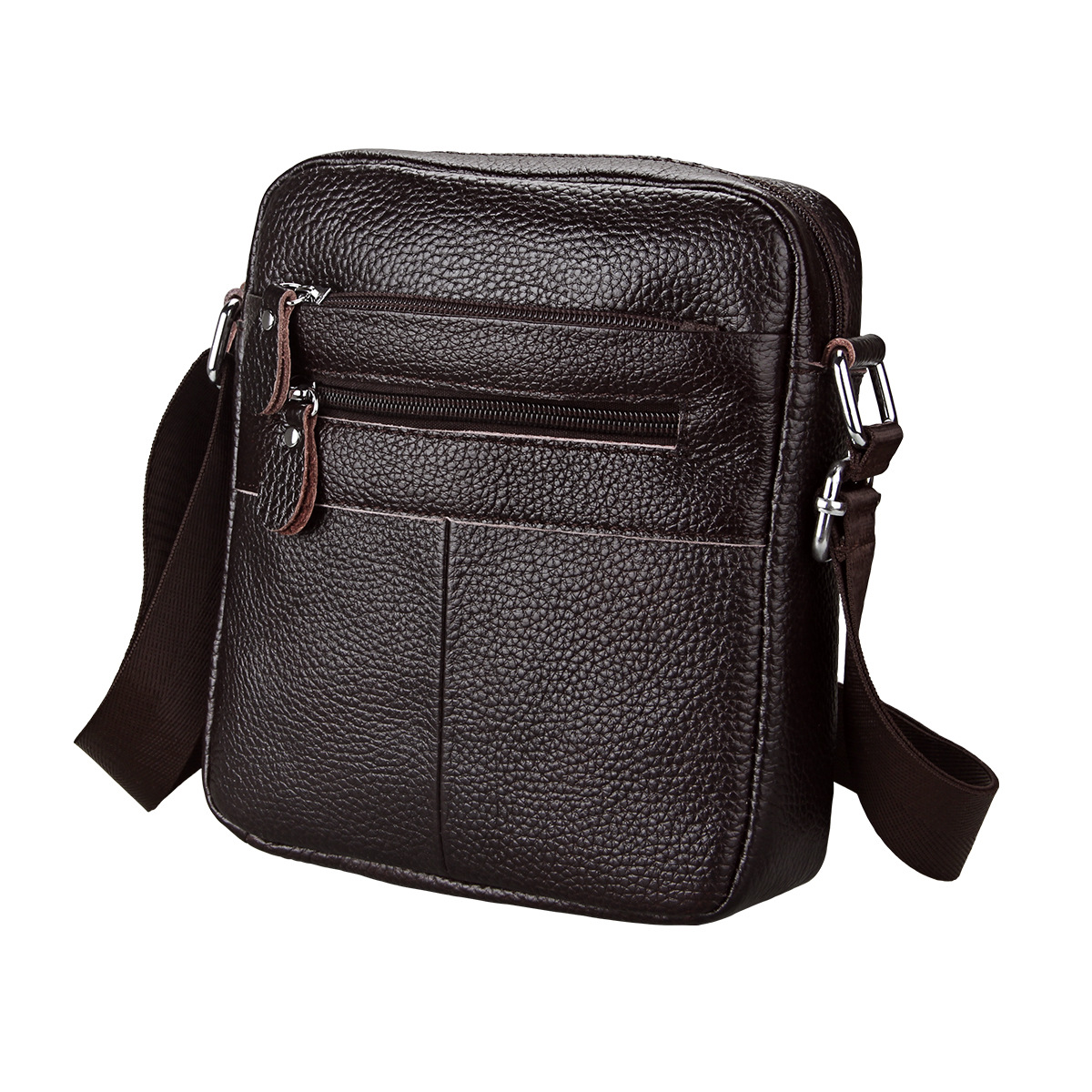 Detail Feedback Questions about Brand Genuine Leather Men Messenger Bags  Vintage Business Shoulder Crossbody Bags handbag Bag For Male DropShipping  on ... 04ba108ffbecb