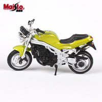 1:18 Triumph Multi Types Motorcycle Toy Cars Mini Model Metal Motorcycle Diecast Collection Motorcycle Toys for Children