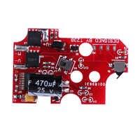 T238 Electronic Fire Control FET Electronic Switch Release for XWE M4 /JM Gen.9 /FB 1.0-3.0 /Kublai M4 /Jingji SLR /Jiqu Gearbox