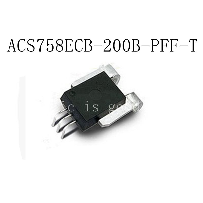 5pcs lot ACS758ECB 200B PFF T ACS758ECB 200B ACS758ECB ACS758 200B SENSOR CURRENT HALL 200A Best