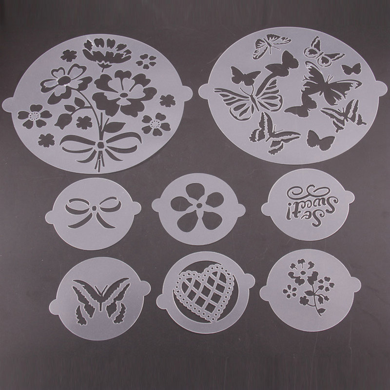 Cake Decorating Flower Templates : Butterfly Cupcakes Reviews - Online Shopping Butterfly ...