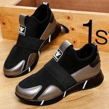 Nữ Mới Giày Sneakers Xuân Thu Thun Chân Giày Đáy Dày Lưới Thoáng Khí Nam Nữ