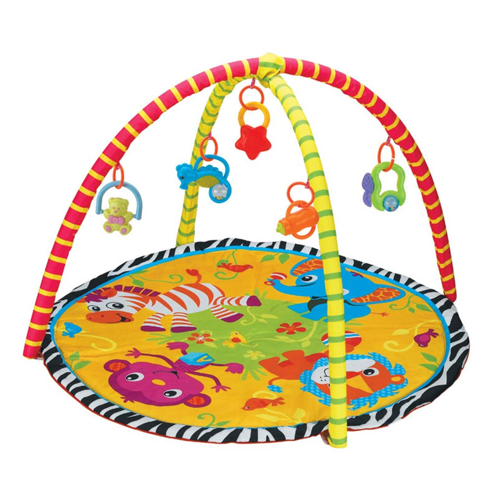 Cartoon Soft Baby Play Mat Kids Rug Floor Mat Boy Girl Carpet Game Mat Baby Activity Mat For Children Educational Toy