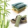 2 шт./упак. бамбуковый уголь мешок вонючий удаление активированного угля комплекты одежды дезодорант для обуви дезодорирующий осушитель