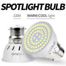 GU10 Spotlight E27 Lamp Led 220V B22 Energy Saving 5W 7W 9W E14 Replace Halogen Led Bulb MR16 Led Spot Lights Decoration Ceiling