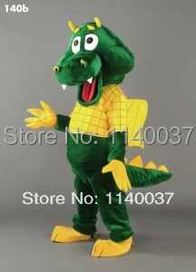 mascot Funny Dragon mascot costume custom costume cosplay Cartoon Character carnival costume fancy Costume party