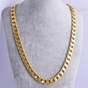 Shellhard Hip Hop Men Necklace