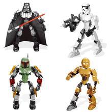 Marvel Avengers 3 Infinity War Super Hero  Star Darth Vader White Storm Trooper Toy
