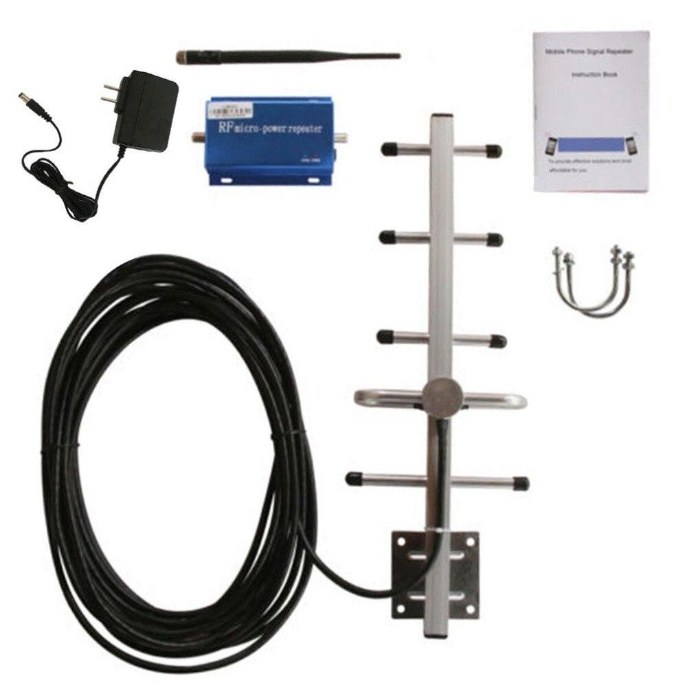 Профессиональные GSM 900 мГц внешний открытый ретранслятор сигнала усилитель Портативный Размеры мобильный телефон усилитель сигнала