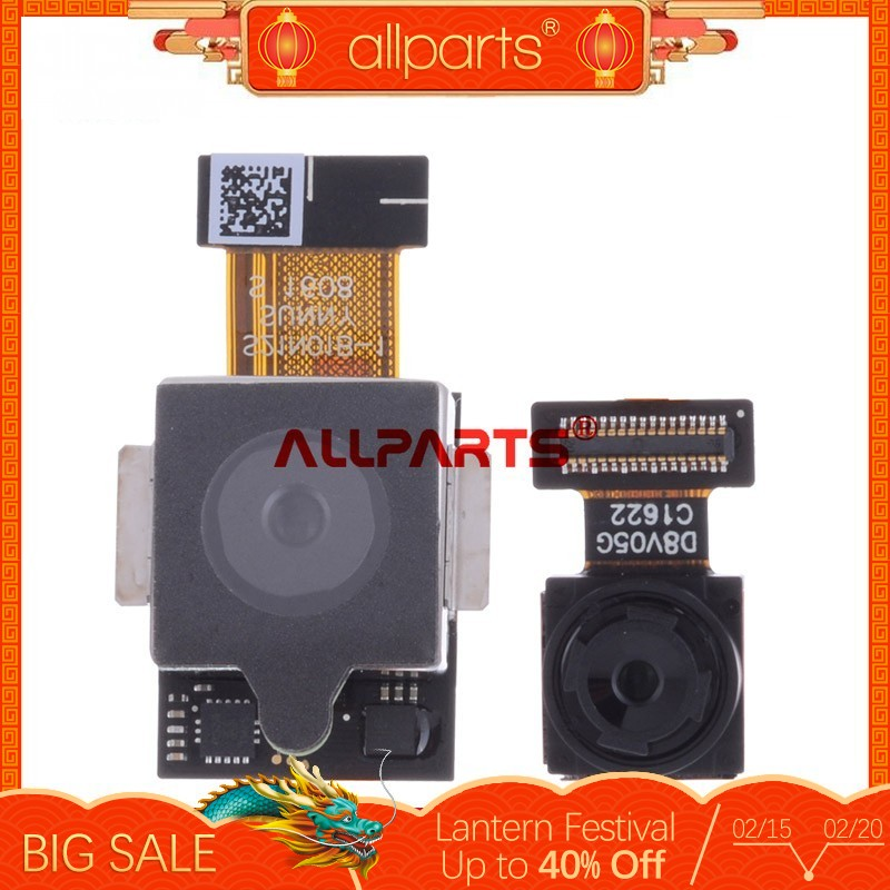 AA+ ORIGINAL Front Back Camera Flex Cable For LeTV LeEco Le Max 2 Bac k Camera Module Replacement Parts X829 X821 X822 X823 X820