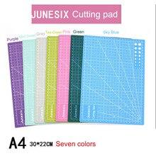 A3 A4 ПВХ бумагорез режущий коврик лосткутное одеяло сетки линии печатная доска MYDING