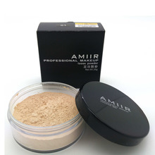 Brand AMIIR Professional makeup loose powder mineralize skin finish natural mineral transparent Powder Palette to face 25g