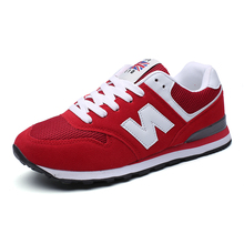 Brand Men's Running Shoes Comfortable Sports