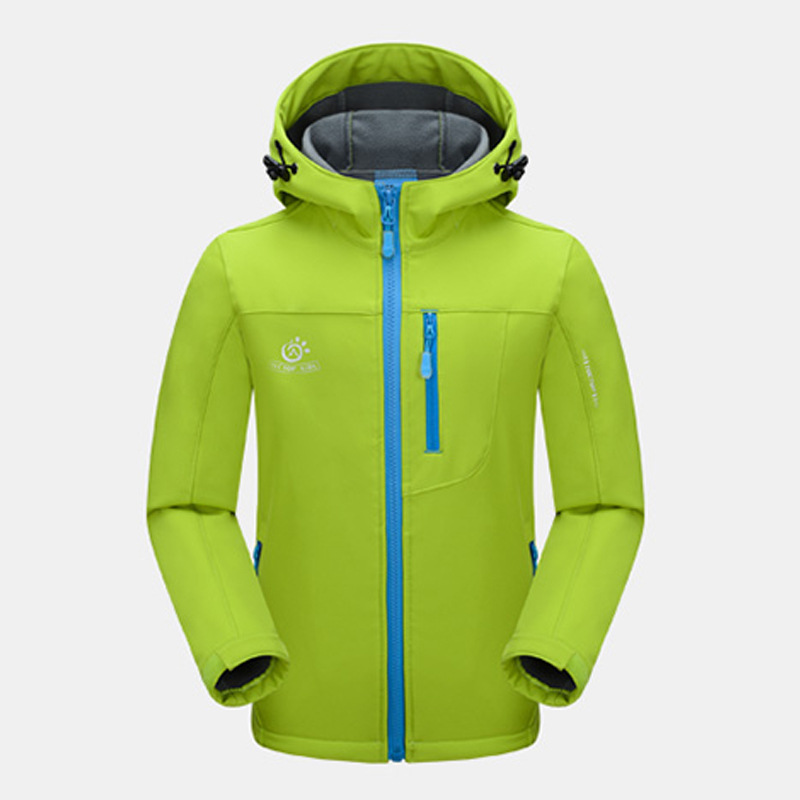ФОТО New 2016 children kids brand jacket coat baby boys girls jacket windproof waterproof high quality outwear boys girls jacket