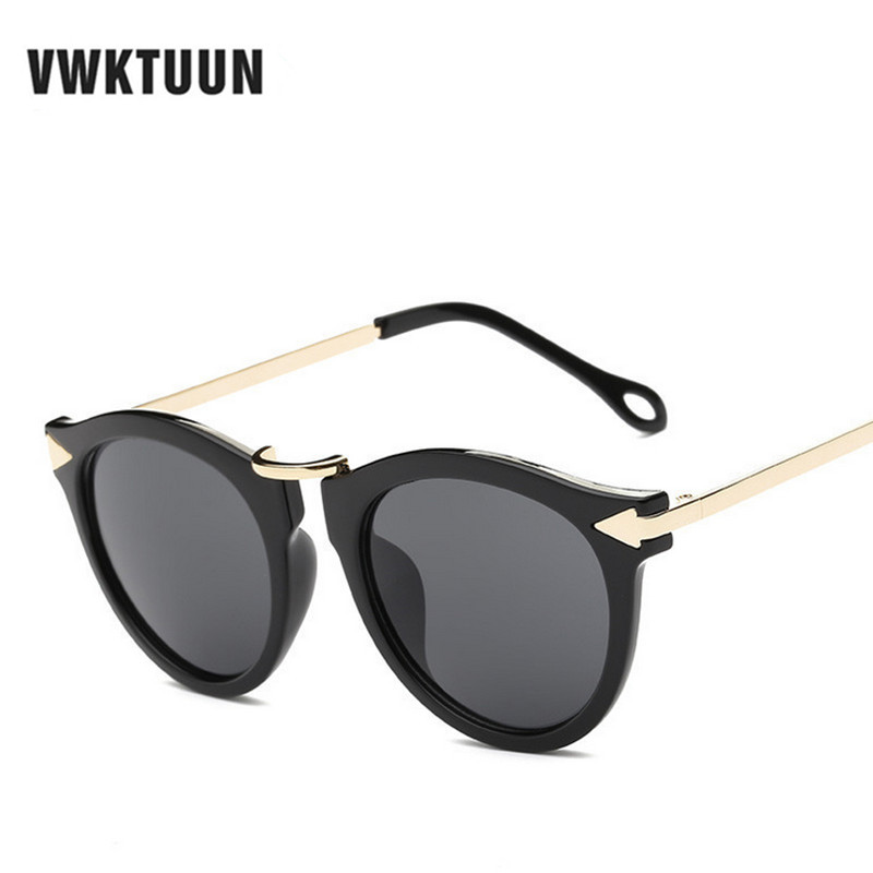 4a5f701b2b Buy gold arrow sunglass and get free shipping on AliExpress.com
