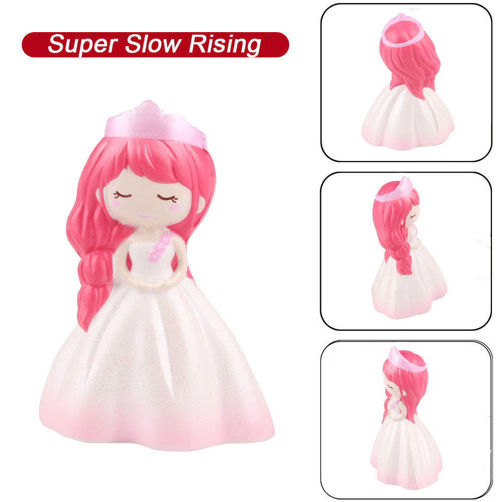 Squishies Wedding Girl Scented Slow Rising Squeeze Toys Stress Reliever Toys smooshy mushy toys for childrenSquishies Wedding Girl Scented Slow Rising Squeeze Toys Stress Reliever Toys smooshy mushy toys for children