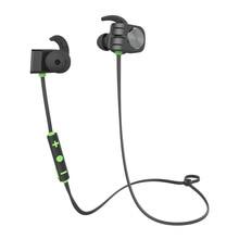 Simsiz qulaqlıq Bluetooth Sport qulaqlıqları IPX5 Suya davamlı Earbuds Maqnit qulaqlıq Telefon İdman Qoşu üçün Mikrofon ilə