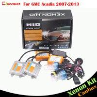 55W Car Error Free HID Xenon Kit Canbus Ballast Bulb AC Auto Headlight Low Beam 3000K