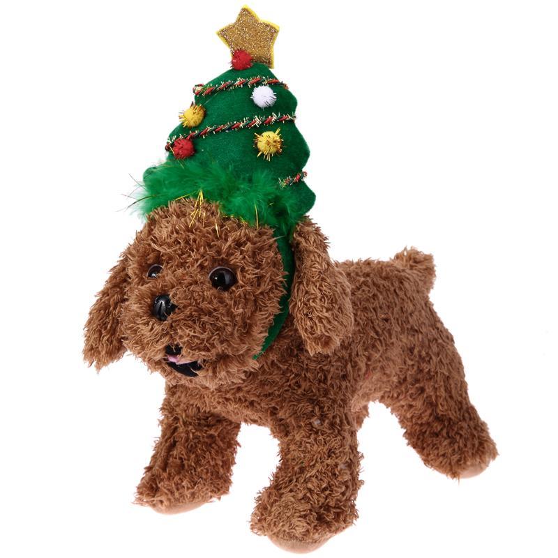 online shop 1pc pet dog christmas tree headbands christmas headdress headband festive party decorative xmas tree pet accessories supplies aliexpress