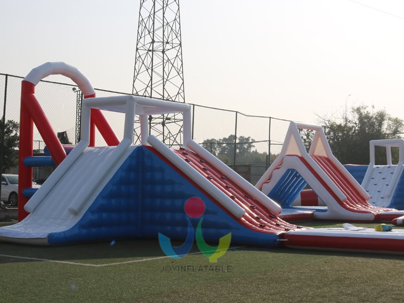 inflatable floating water park9