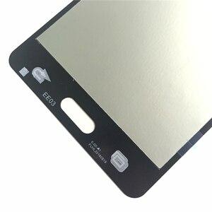 Image 4 - لسامسونج غالاكسي A5 2015 A500 A500F A500FU A500H A500M LCD مجموعة رقمنة اللمس جديد استبدال أجزاء شاشات LCD