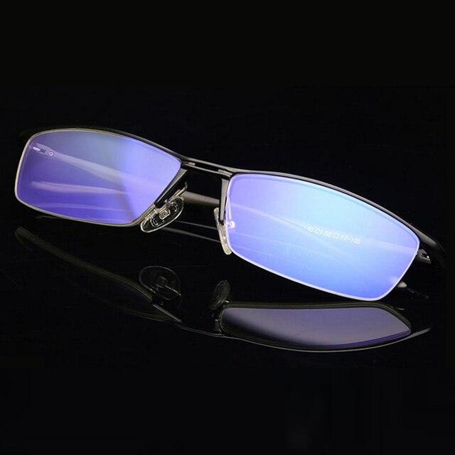 Анти Blue Ray Очки Компьютерные Очки Очки Магния и Алюминия Очки Рамка Игровые Очки sn130