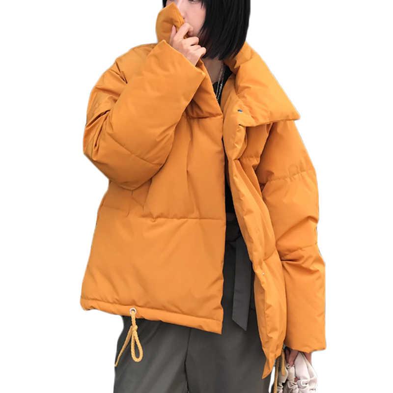 Nuove Donne di Inverno Cappotto Femminile Caldo Imbottiture giacca di cotone Coreano delle Donne di servizio di Pane Wadded Giubbotti parka Femminile cappotti del rivestimento a941