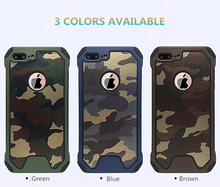 Get more info on the For iphone X XR XS Max case New Army Camouflage PU Leather 2 IN 1 case for Apple iphone 5 5s se 6 6s 7 8 plus