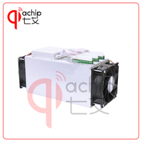 QiaChip Newest Ebit E9 Plus 9T 14nm Asic Bitcoin Miner Official Psu Better Than Antminer S7