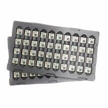 100 قطعة/الوحدة RFM95 RFM95W 20dBm 100mW 868Mhz 915Mhz DSSS انتشار الطيف وحدة إرسال واستقبال لاسلكية SX1276 SX1278 وحدة لورا