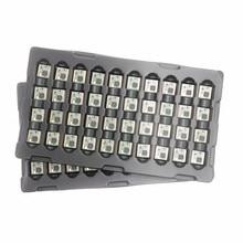100pcs/lot RFM95 RFM95W 20dBm 100mW 868Mhz 915Mhz DSSS spread spectrum wireless transceiver module SX1276 SX1278 lora module