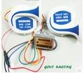 410 - 510 HZ cuerno de coche mini 12 vuniversal Tweeters de Audio High Efficiency altavoces Universal para RIO 2012 K3 / k5 k7 horne