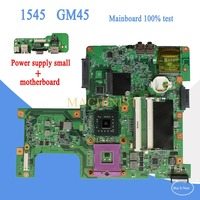 For Dell Inspiron 1545 CN 0G849F motherboard 08212 1 48.4AQ01.031/48.4AQ01.011 laptop notebook motherboard