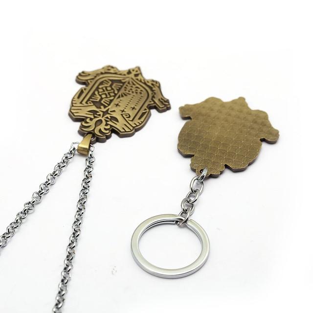 Monster Hunter Necklace